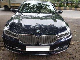 Used BMW 7 Series AT car at low price