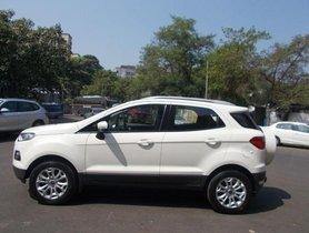 Used Ford EcoSport 1.0 Ecoboost Titanium Plus 2016 MT for sale