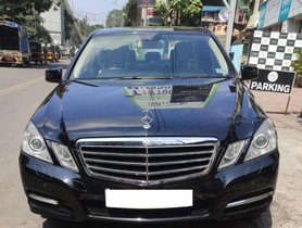 Used Mercedes Benz E-Class 220 CDI AT 2009-2013 car at low price