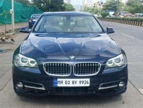 BMW 5 Series 2013-2017 2015 AT for sale