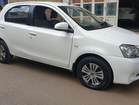 2014 Toyota Etios Liva GD MT for sale at low price