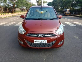 Used Hyundai i10 Asta 1.2 AT with Sunroof 2012 for sale