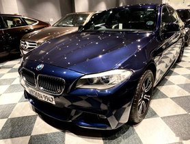 2013 BMW 5 Series AT for sale