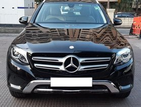 2017 Mercedes Benz GLC AT for sale