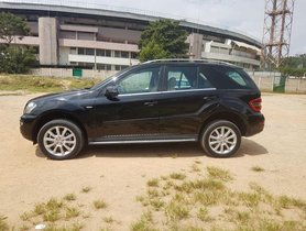 Mercedes Benz M Class ML 350 CDI Corporate 2011 AT for sale