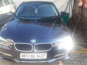 2015 BMW 3 Series Diesel AMT for sale in Faridabad