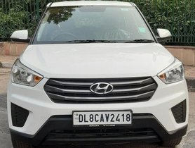 Used Hyundai Creta MT car at low price