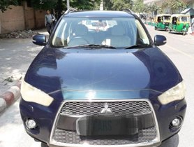 2010 Mitsubishi Outlander Chrome MT for sale at low price