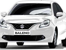 Used 2019 Maruti Suzuki Baleno Alpha CVT AT for sale