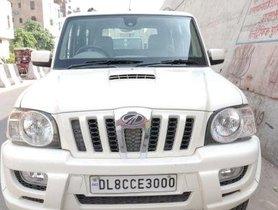 Used Mahindra Scorpio SLE BSIV 2012 MT for sale