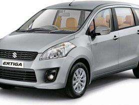 Used Maruti Suzuki Ertiga VDI MT car at low price