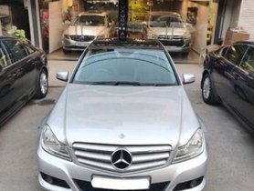 2012 Mercedes Benz C-Class 220 CDI AT for sale at low price