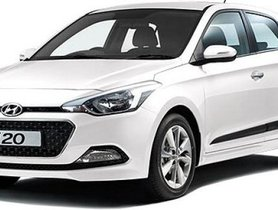 Used Hyundai Elite i20 1.4 Asta MT car at low price