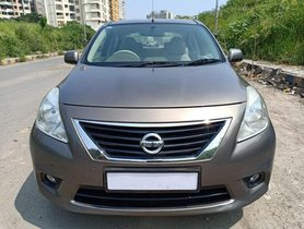 Used Nissan Sunny 2011-2014 Diesel XV 2012 MT for sale
