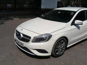 Mercedes Benz A Class A180 CDI 2014 AT for sale
