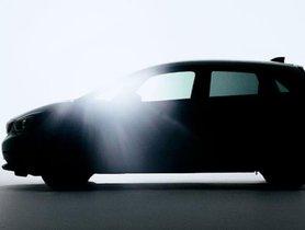 2020 Honda Jazz Teased Ahead Of Tokyo Motor Show