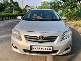 2009 Toyota Corolla Altis VL AT for sale at low price