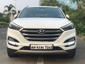 Used Hyundai Tucson 2.0 e-VGT 4WD AT GLS 2018 for sale