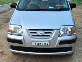 Hyundai Santro Xing GL LPG 2010 MT for sale