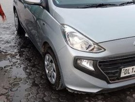 Used Hyundai Santro AT car at low price