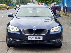 2013 BMW 5 Series AT 2013-2017 for sale at low price