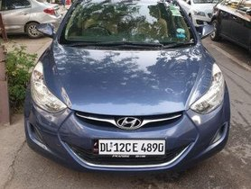 2013 Hyundai Elantra MT for sale