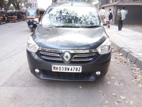Used Renault Lodgy 110PS RxZ 8 Seater 2015 MT for sale