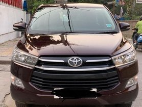 Used 2016 Toyota Innova Cryst 2.8 GX AT for sale