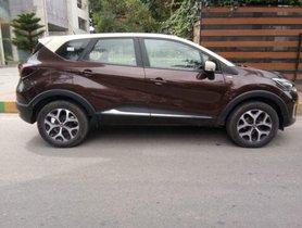 2018 Renault Captur MT for sale at low price
