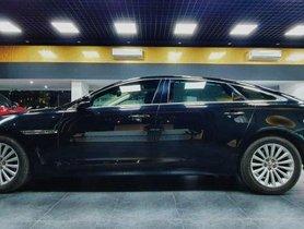 Used Jaguar XJ AT car at low price
