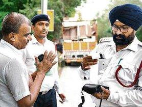 Delhi Traffic Police To Withdraw Challans Worth INR 1.5 Lakh