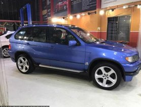 Sachin Tendulkar's BMW X5M Is On Sale Again