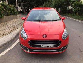 2015 Fiat Punto Evo MT for sale