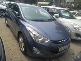 Used 2013 Hyundai Elantra SX AT for sale