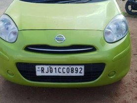 Nissan Micra 2013 MT for sale
