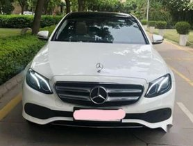 Used 2018 Mercedes Benz E Class AT for sale