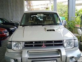 2012 Mitsubishi Pajero SFX AT for sale