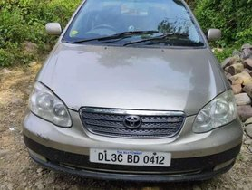 2007 Toyota Corolla MT for sale at low price