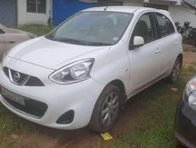 Nissan Micra XV CVT, 2014, Petrol AT for sale