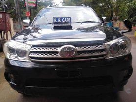 Toyota Fortuner 2009  4x4 MT for sale