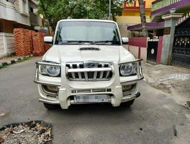 Mahindra Scorpio VLX 2WD Airbag Special Edition BS-IV, 2010, Diesel MT for sale