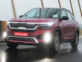 Kia Begins Made-in-India Kia Seltos SUV Exports