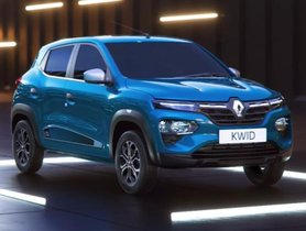 New Renault Kwid Accessories Pack Revealed In Official Video