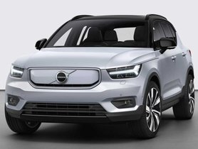 New Volvo XC40 Recharge Revealed With 400 Km Range