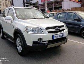 Chevrolet Captiva LT, 2011, Diesel MT for sale