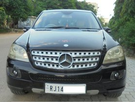 Mercedes Benz M Class ML 320 CDI AT 2009 for sale