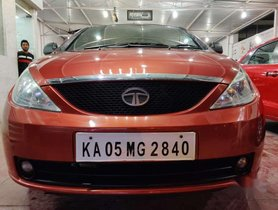 Tata Indica Vista Aura + Safire BS-IV, 2009, Petrol MT for sale