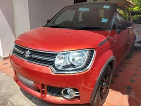 Used Maruti Suzuki Ignis AT for sale car at low price