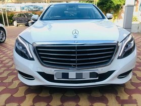 2016 Mercedes Benz S Class S 350 CDI AT for sale