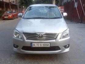 2012 Toyota Innova 2.5 V Diesel 7-seater Diesel MT for sale in New Delhi